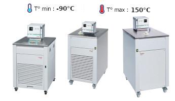 Ultra-cryostats à circulation Julabo TopTech et HighTech