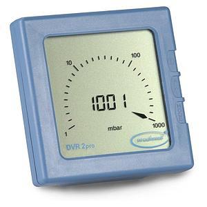 Vacuomètre DVR 2pro - 1080 - 1 mbar - Vacuubrand