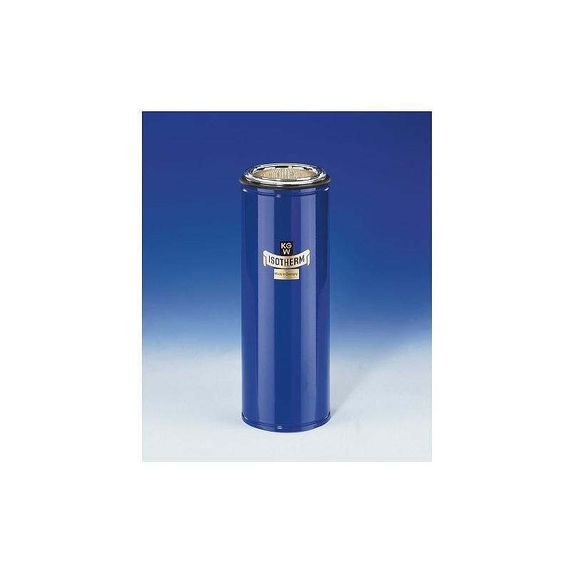 Vase Dewar - Forme cylindrique 1000 ml - KGW
