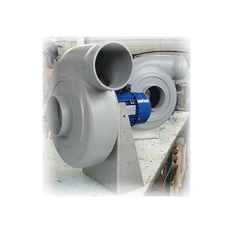 Ventilateur centrifuge LG type P25 2 pôles TRI IP55
