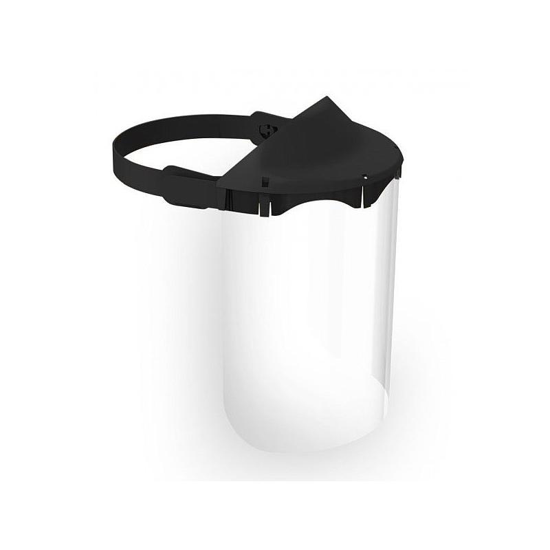 Visière de protection FLEXI - Coloris noir